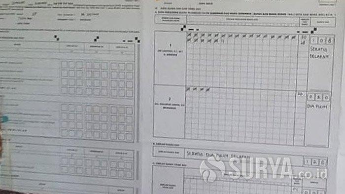 Pilwali Surabaya 2020, Inilah Hasil Rekapitulasi di TPS Machfud Arifin