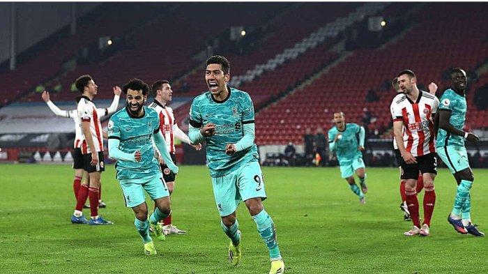 Hasil Sheffield vs Liverpool: Skor Akhir 0-2, The Reds Berhasil Keluar dari Empat Kekalahan Beruntun