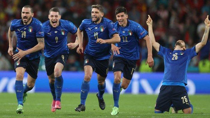 Jelang Italia Vs Inggris: Ini Saran Khusu Cristiano Ronaldo agar Italia Menang,