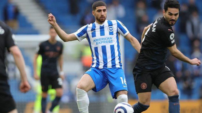Hasil Skor Brighton vs Man City: 3-2, Cancelo Kartu Merah, Juara Liga Inggris Takluk Lawan Seagulls