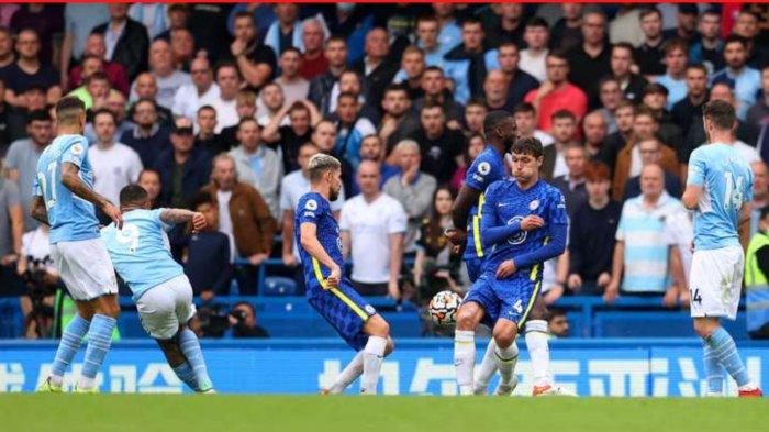 Hasil Skor Chelsea vs Man City 0-1: Pep Guardiola Akhiri Catatan Buruk Lawan Thomas Tuchel