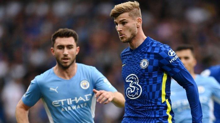 Hasil Skor Chelsea vs Man City di babak pertama, Sabtu (25/9/2021)