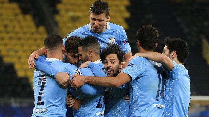 Hasil Skor Dortmund vs Man City 1-2: Citizens ke Semifinal Liga Champions, Akhiri Kutukan Tiga Musim
