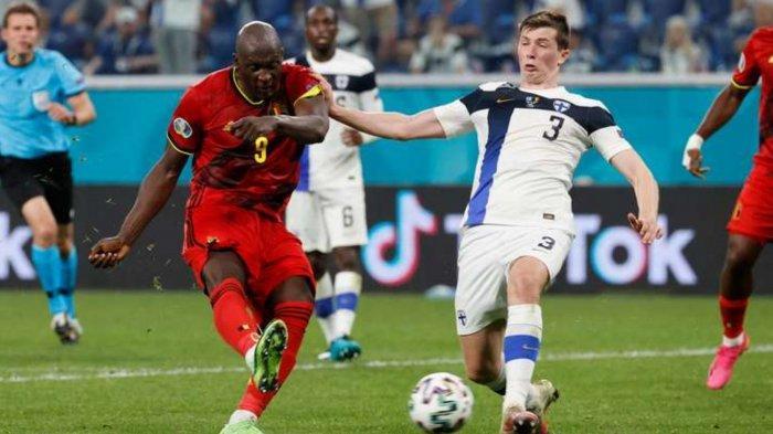 Hasil Skor Finlandia vs Belgia 0-2: Romelu Lukaku Pastikan Poin Sempurna Setan Merah