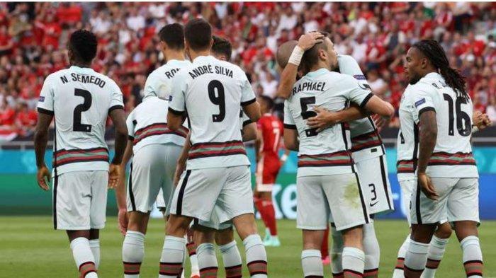 Hasil Skor Hungaria vs Portugal