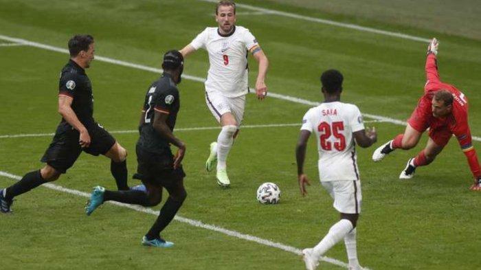 Fakta Inggris Singkirkan Jerman dari Euro 2020 dan The Three Lions menggapai Asa Juara Piala Eropa