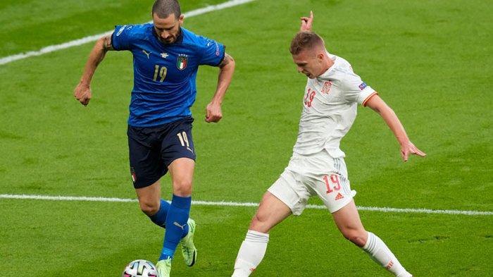 Prediksi Line-up Italia vs Spanyol di Semifinal UEFA Nations League LIVE 01:45 WIB