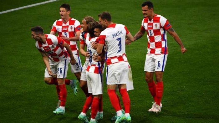 Hasil Skor Kroasia vs Skotlandia 3-1: Geser Ceko, Modric Cs Amankan Posisi Runner Up Grup D