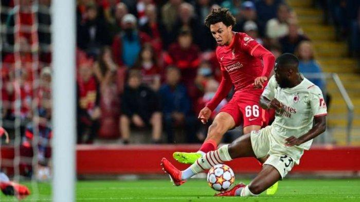 Fikayo Tomori tampil apik pada laga Liga Champions melawan Liverpool