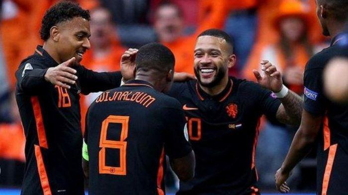 Hasil Skor Makedonia vs Belanda 0-3: Oranje Sapu Bersih Laga Penyisihan Grup C Euro 2020