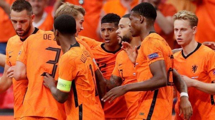 Belanda akan menghadapi Republik Ceko dengan modal tiga kemenangan dari Grup C.