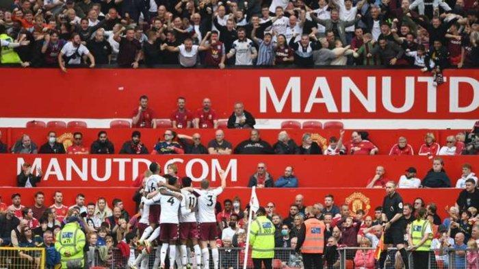 Hasil Skor Man United vs Aston Villa Berakhir 0-1