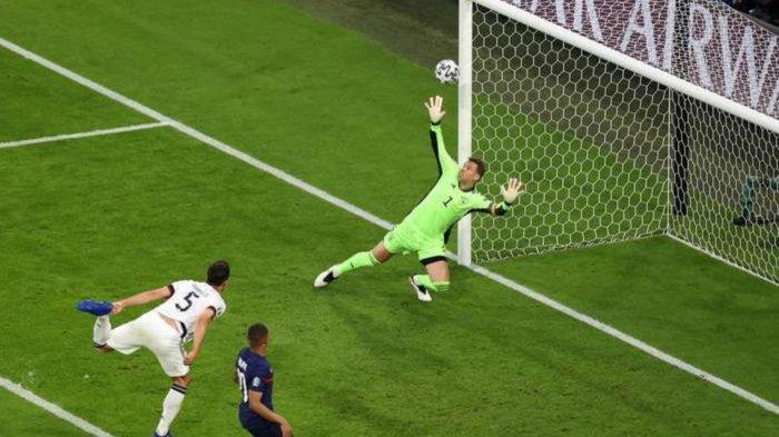 Hasil Skor Perancis vs Jerman di Babak I: Gol Bunuh Diri Hummels Beri Les Bleus Keunggulan Sementara