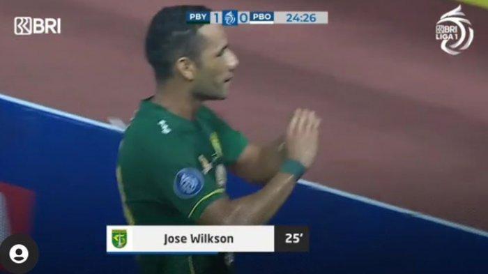Hasil Skor Persebaya vs Persikabo, Bajul Ijo Unggul 3-0 Babak Pertama Gol Jose Wilkson dan Kambuaya