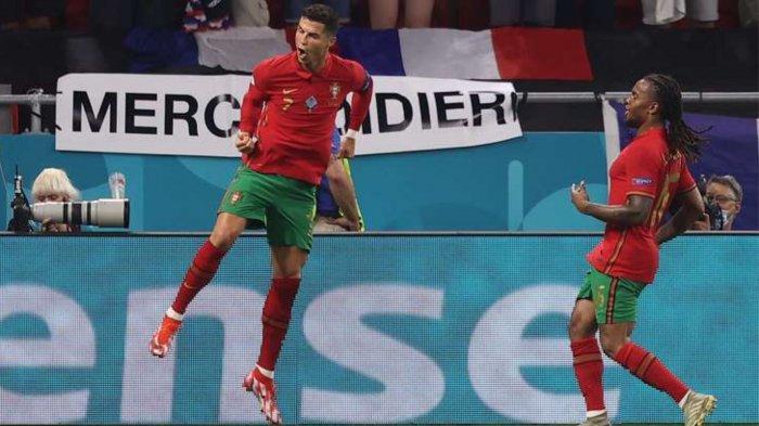Cristiano Ronaldo Jadi Sasaran Ejekan Usai Portugal Tumbang di Euro 2020