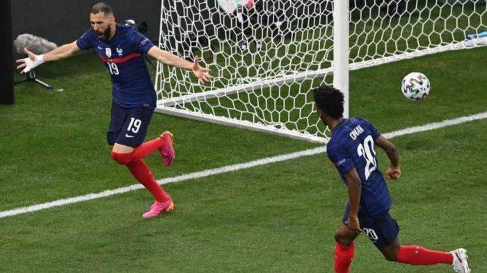 Prediksi Skor Belgia vs Perancis Semifinal UEFA Nations League: Ambisi Deschamp Bawa Les Bleus Juara