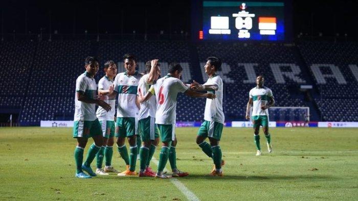 Hasil Skor Taiwan vs Indonesia 0-3: Ini Calon Lawan Evan Dimas Cs di Kualifikasi Piala Asia 2023
