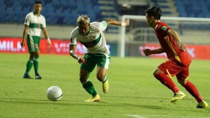 Hasil Skor Timnas Indonesia vs Vietnam: 0-4, Komentar Shin Tae-yong Usai Telan Kekalahan Telak