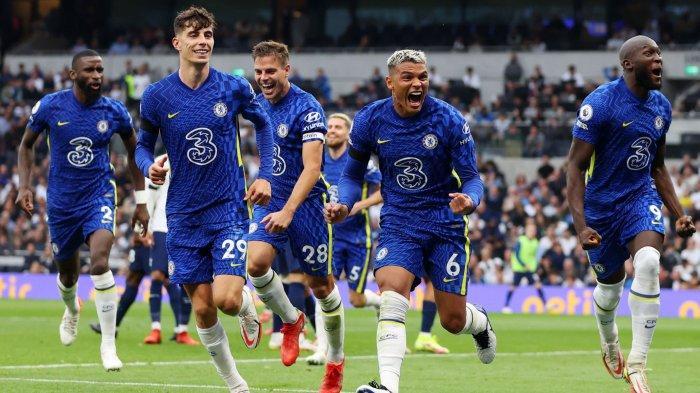 Hasil Skor Tottenham vs Chelsea 0-3: The Blues Tundukkan Spurs di Derbi London