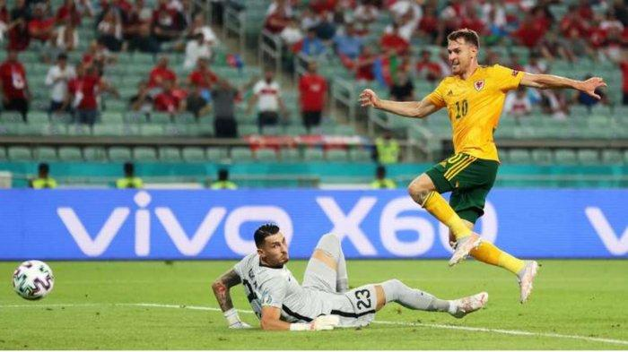 Hasil Skor Turki vs Wales: 0-2 Gareth Bale Cetak Brace Assist, Ramsey Sumbang Satu Gol