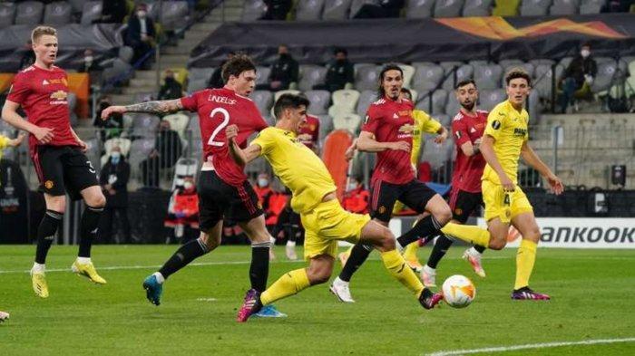 Hasil Skor Villarreal vs Man United: Drama Sengit Adu Penalti, Ole Gagal Persembahkan Gelar Pertama