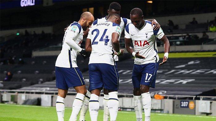 Tottenham Hotspurs bakal melawan Liverpool pada Jumat (29/1/2021) dini hari nanti