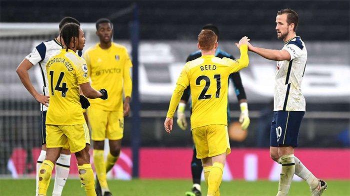 Hasil Tottenham vs Fulham: Skor Akhir 1-1 Imbang, Spurs Gagal Dekati Pemuncak Klasemen Liga Inggris