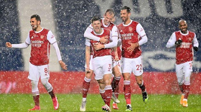 Jadwal Liga Inggris Malam Ini: Arsenal vs Crystal Palace, Peluang The Gunners Teruskan Tren Positif