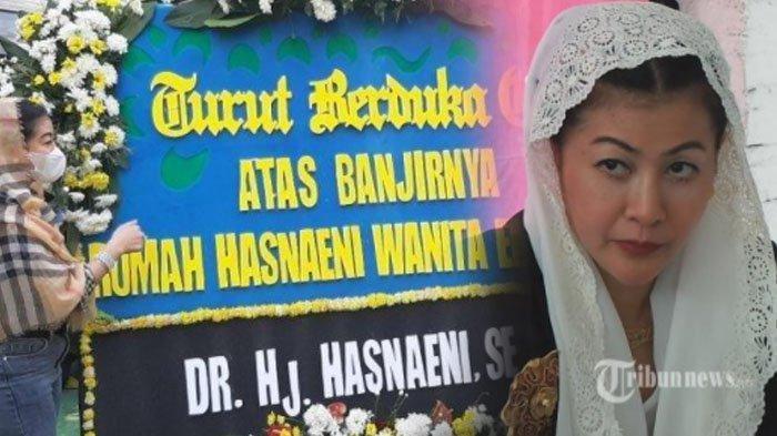 Biodata Hasnaeni Si Wanita Emas yang Kirim Bunga Duka Cita ke Anies Karena Banjir, Bintang Sinetron