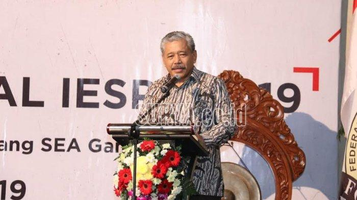 Hayono Isman Dukung Pengembangan E-Sports