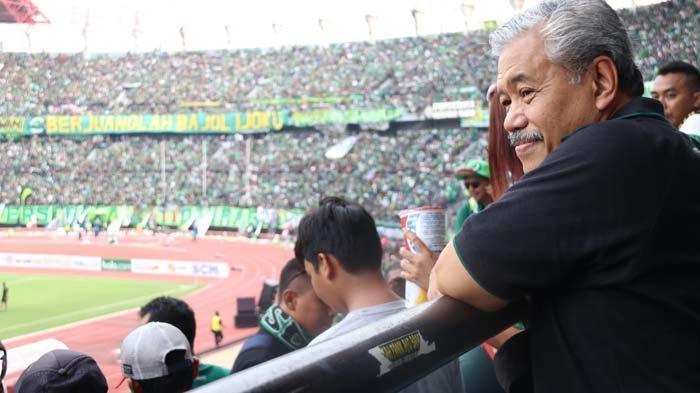 Nonton Persebaya Surabaya VS Tira Persikabo Bareng Bonek, Hayono Isman: Saya Bangga