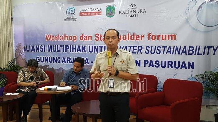 Begini Komitmen Pemkab Pasuruan dan Aliansi Multipihak Jaga Sumber Daya Air di Gunung Arjuno