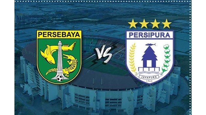 Head to Head Persebaya Surabaya vs Persipura Liga 1 2020, Modal Positif Bajul Ijo di Laga Kandang