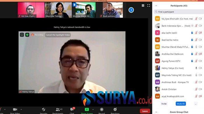 Helmy Yahya Ajak Wartawan Tetap Produktif, Jadi Home-preneur di Masa Pandemi