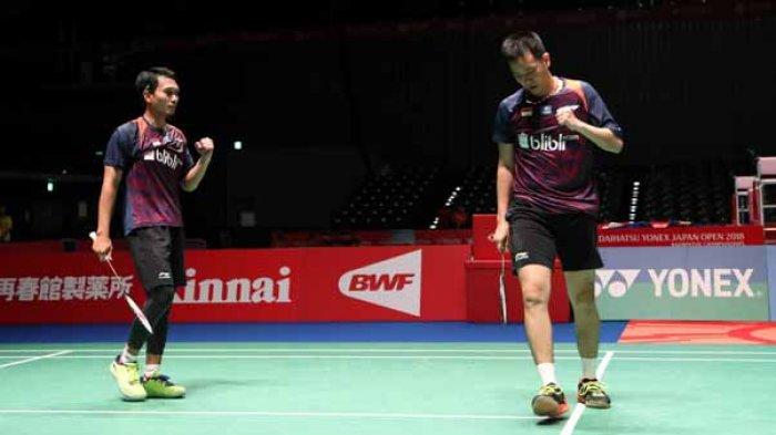 Hasil Denmark Open 2018 - Daftar 6 Wakil Indonesia yang Lolos ke Perempat Final