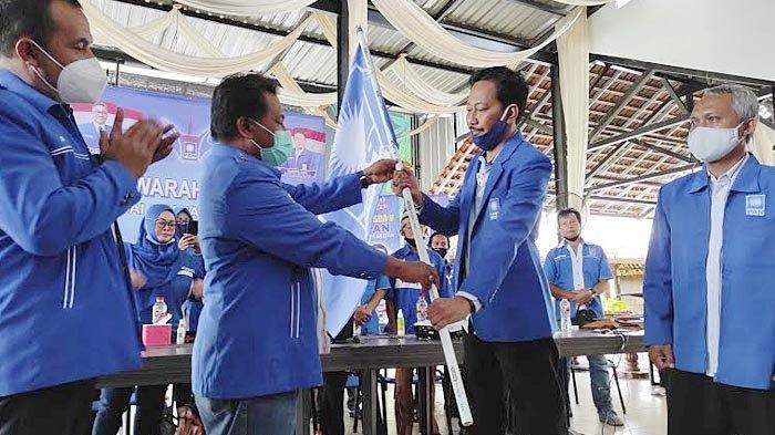 Jabat Plt Ketua DPD PAN Kota Blitar, Heri Romadhon Janji Kembalikan Kursi PAN di DPRD