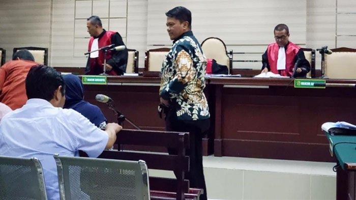 Sidang Dugaan Korupsi di Dispora Kabupaten Pasuruan: Potongan 10 Persen Disebut telah Disepakati