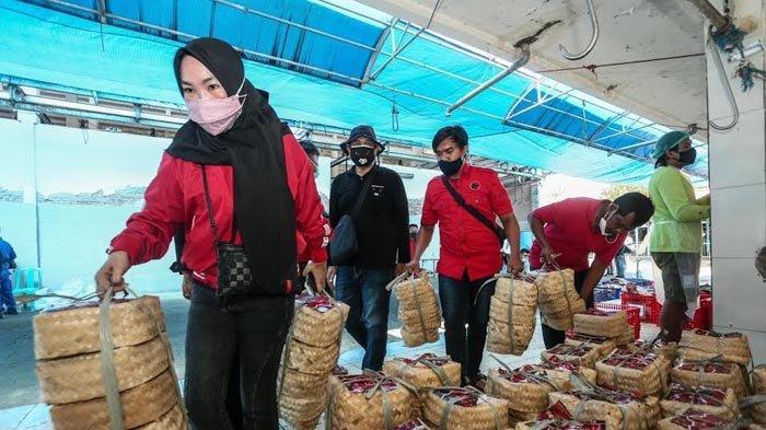 PDIP Surabaya Terus Ajak Masyarakat Bergotong Royong dan Berdoa Agar Pandemi Covid-19 Segera Usai