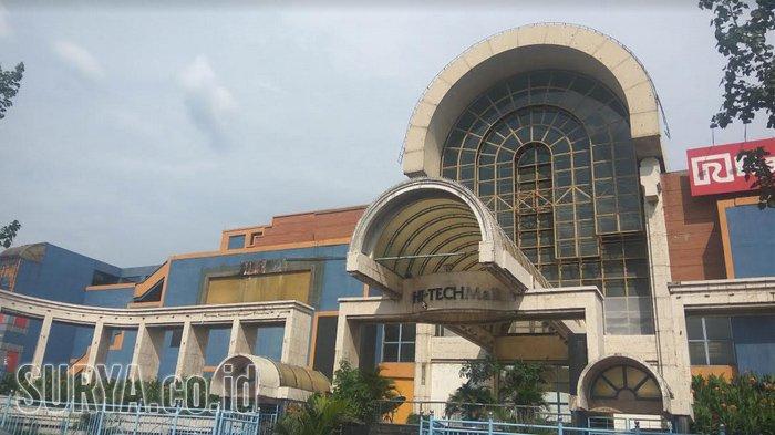 Risma Ingin Seniman Surabaya Berkembang, Segera Bongkar Hi-Tech Mall Jadi Gedung Kesenian