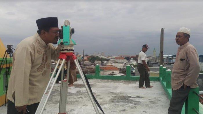 Sore Nanti, Lembaga Falakiyah PWNU Lakukan Pemantauan Hilal di 22 Titik di Wilayah Jawa Timur