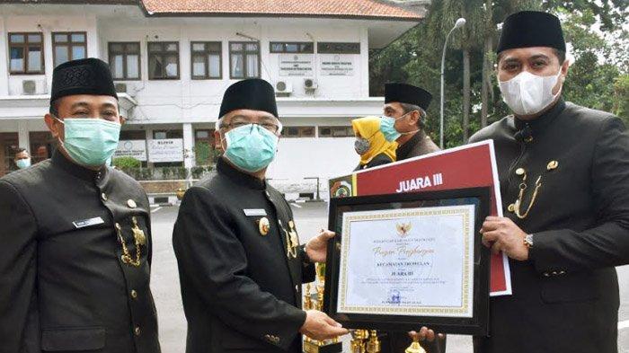 Peringatan Hari Jadi Provinsi Jawa Timur ke-75, Semangat Nawa Bhakti Satya untuk Jawa Timur Maju