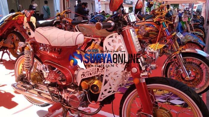 Jadwal Honda Modif Contest (HMC) 2019 di 15 Kota di Indonesia