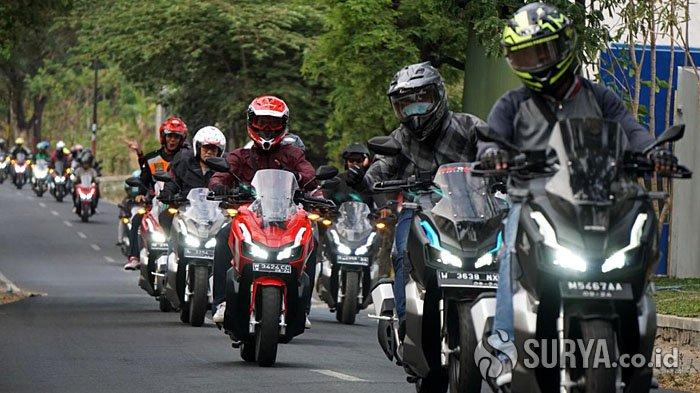 Diburu Bikers di Surabaya dan Malang, Honda ADV 150 Inden Hingga 1,5 Bulan