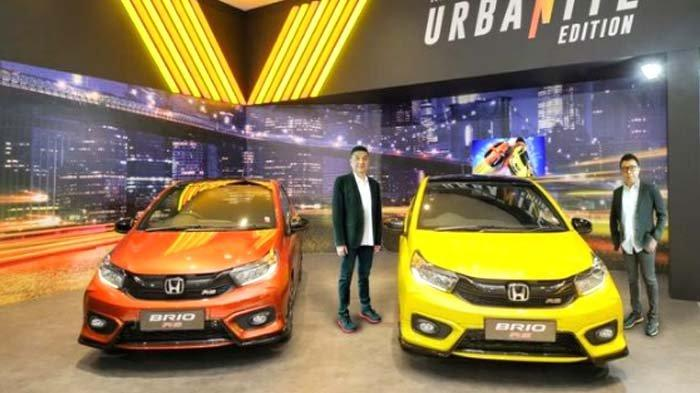 Subsidi Rp 10 Juta Setiap Pembelian Mobil Honda, Brio masih Menjadi Favorit