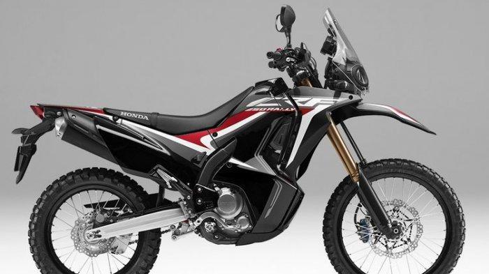 Honda CRF250 Rally Bakal Pakai Mesin 2 Busi,  Meluncur Akhir 2020