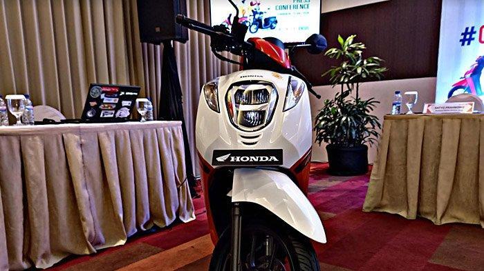 Spesifikasi Lengkap Honda Genio, Skutik Terbaru Honda yang Dijual 18 Jutaan