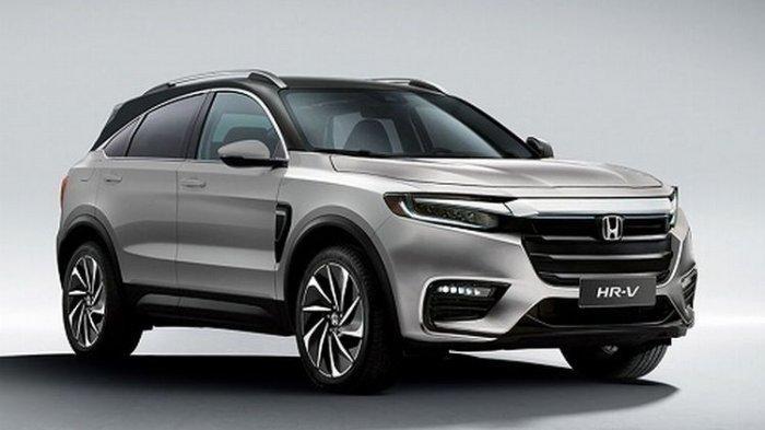 Bocoran Wajah Honda HR-V Gen 2:  Lebih Sporty, Elegan, dan Body Besar, Akan  Meluncur 2021