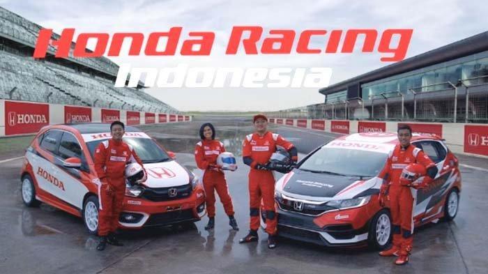 Tim Honda Racing Indonesia Kenalkan Beberapa Pembalap Baru pada Ajang ISSOM 2021