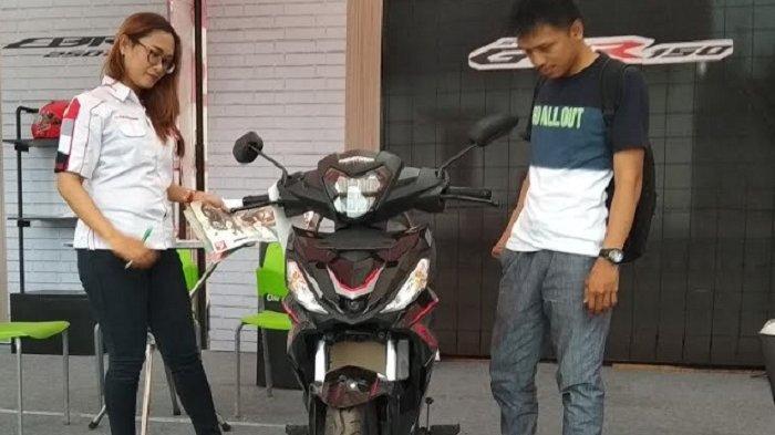 Kenalkan Honda Supra GTR Model Terbaru untuk Gairahkan Penjualan Motor Bebek di Blitar