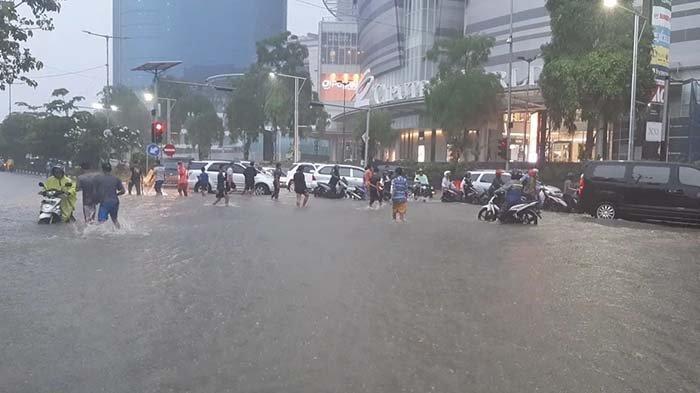 Ini Langkah Pemkot Surabaya Atasi Banjir saat Musim Penghujan